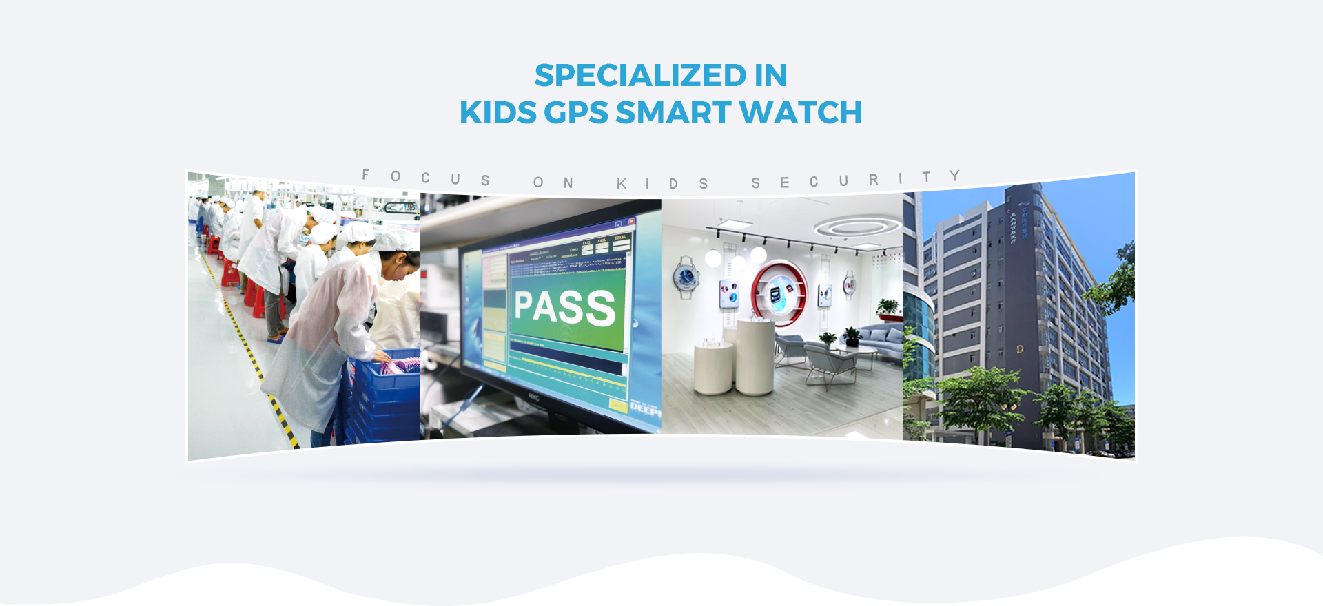 Kids GPS Smartwatch