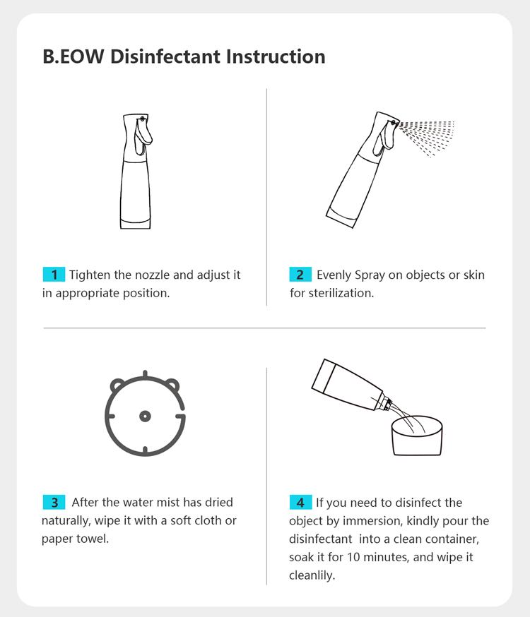 Disinfectant Generator C600