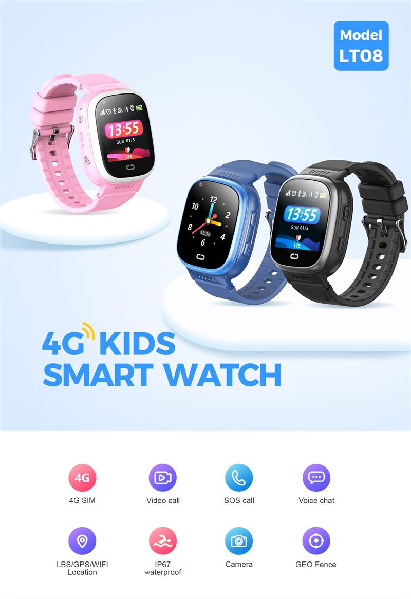 Kids Smartwatch LT08