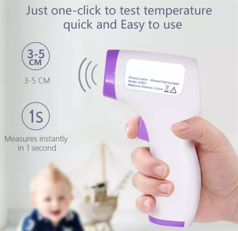 Infrared Thermometer AD801