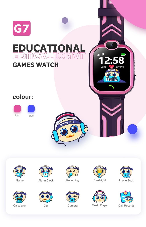 Kids Game Watch G7