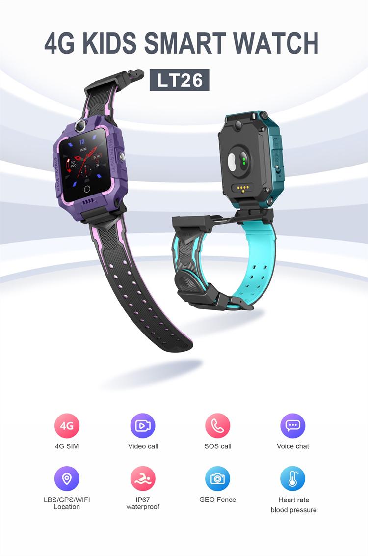 Kids Smartwatch LT26