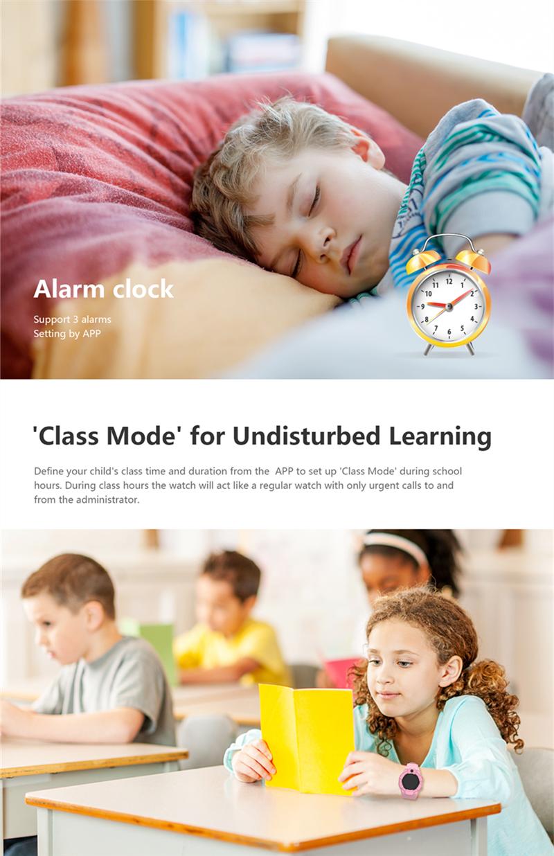 Kids Smartwatch TD-19