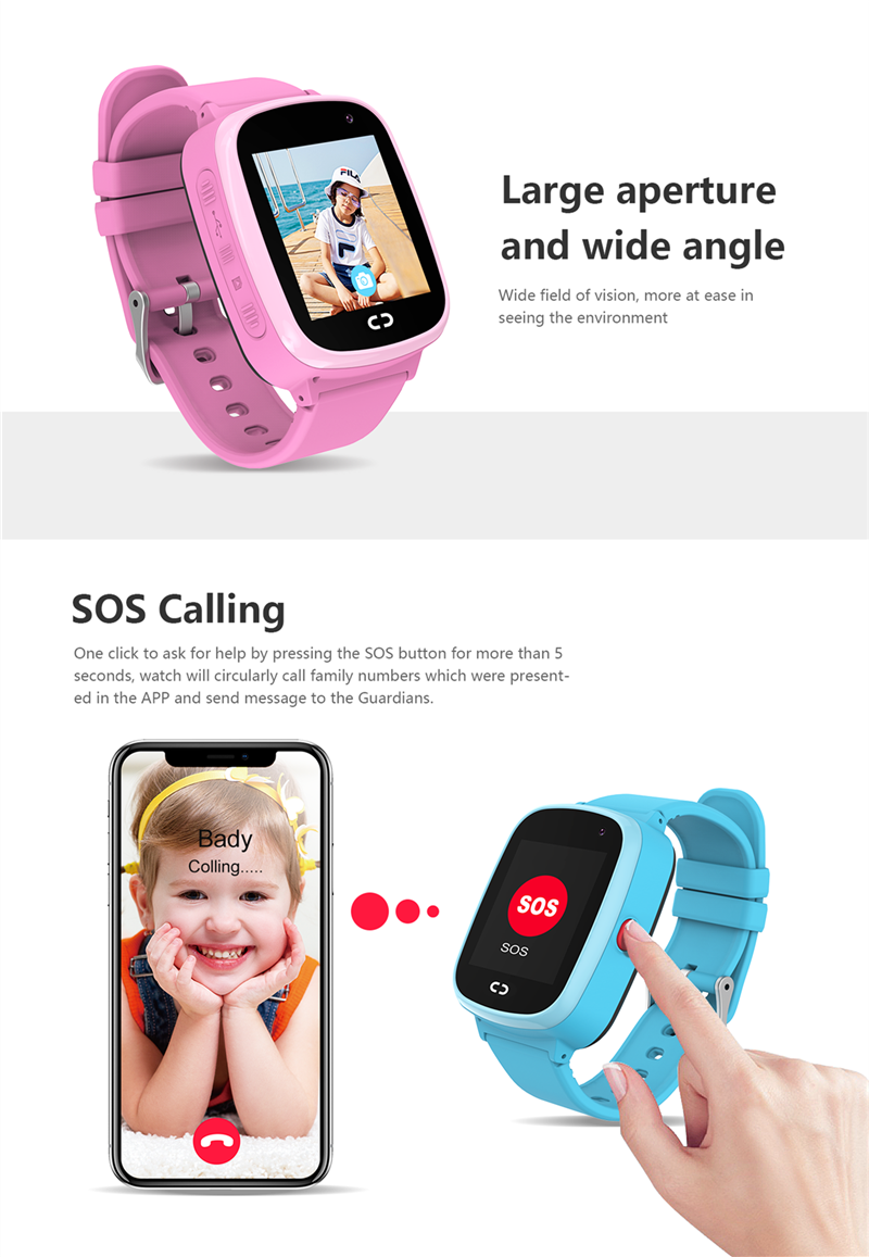Kids Smartwatch TD-18