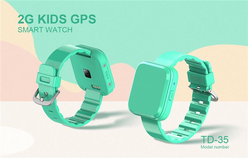 Children GPS Tracker TD-35