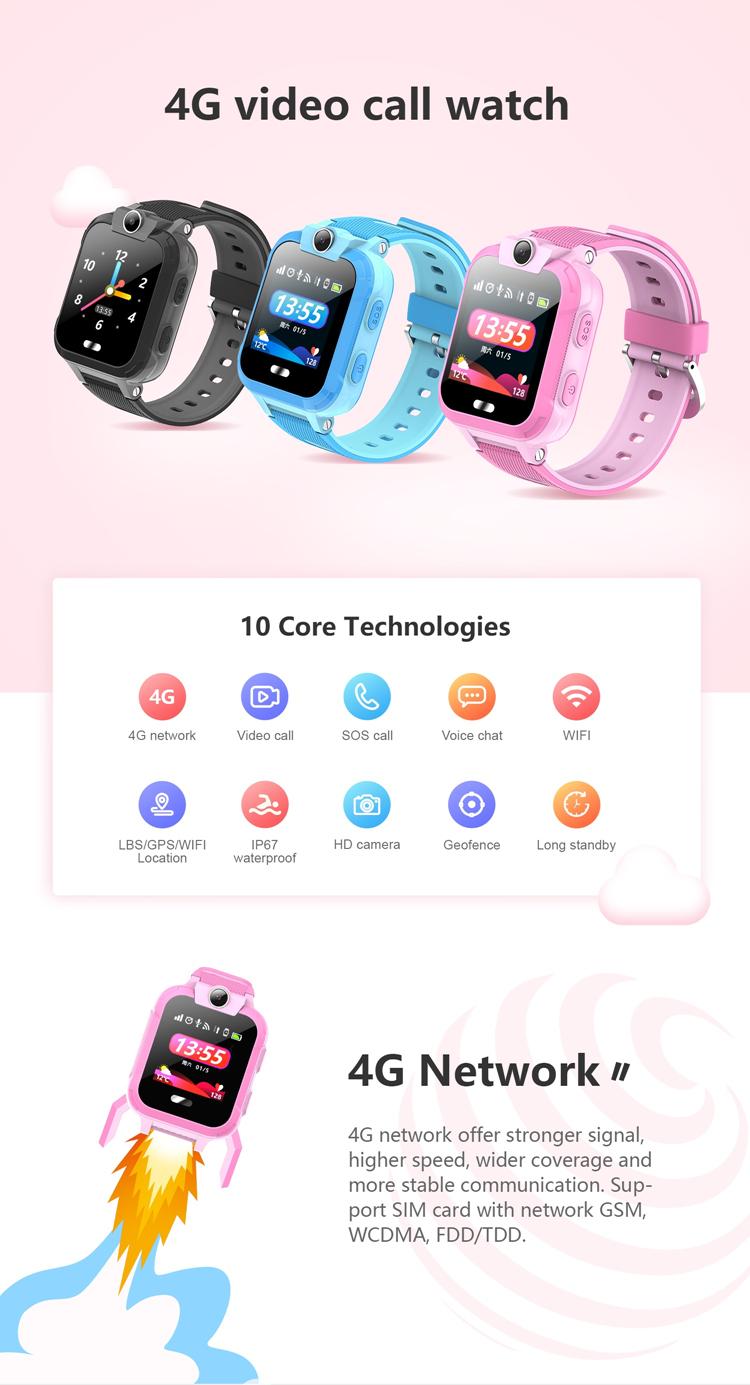 Kids Smartwatch LT09