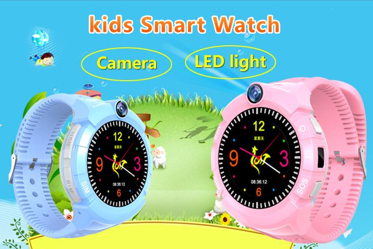 Kids Smartwatch S02