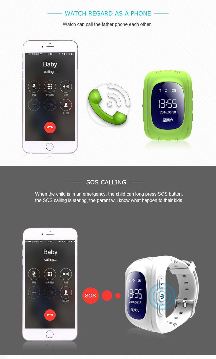 Kids Smartwatch G300