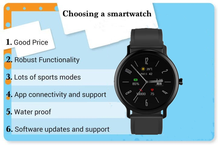 Bluetooth Smart Watch Great Picks With Advanced Functionality