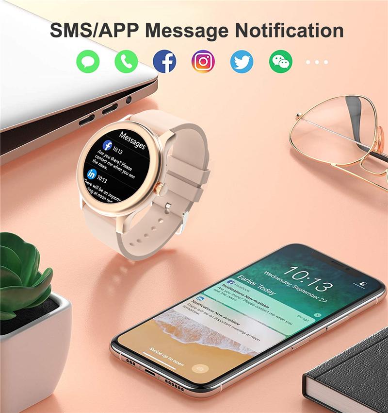 Bluetooth Smart Watch CT02