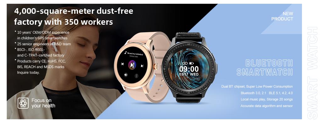 Best Bluetooth Smart Watch 2021