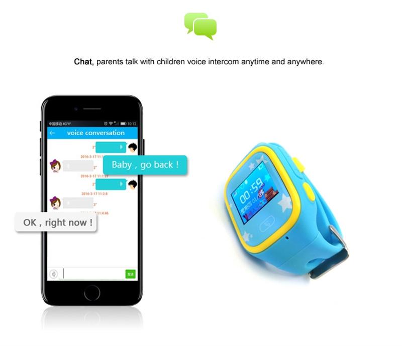 kids smartwatch TD-01