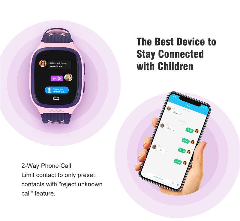 4G Video Call Watch LT31