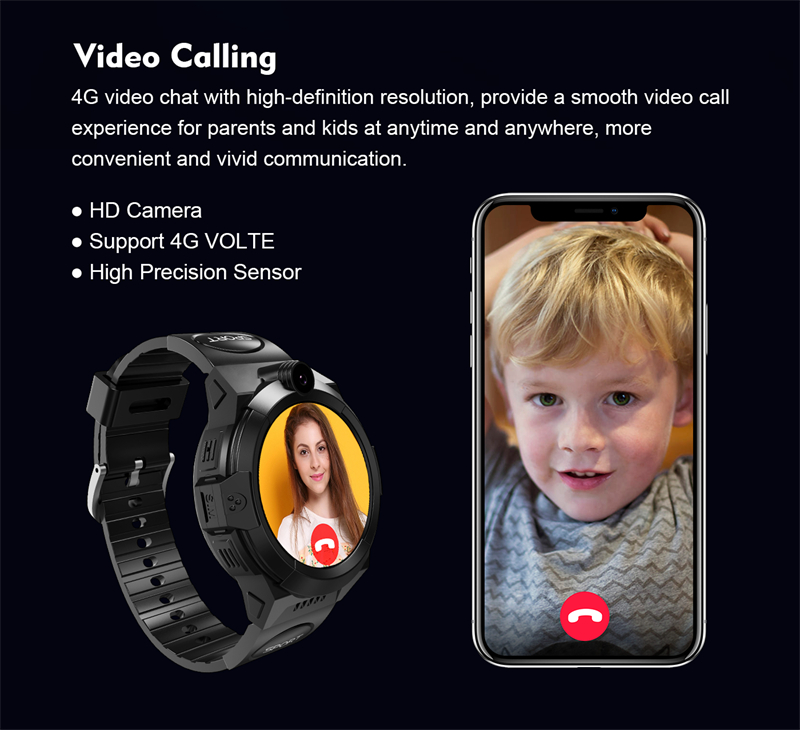 4G Video Call Watch LT32